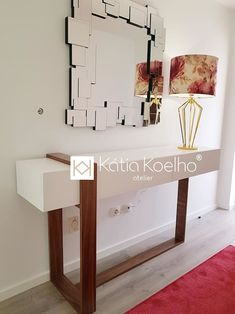 Eco Furniture, Furniture Design, Bedroom Setup, Modern Console Tables, Hall Design, Small House Design, Home Decor Inspiration, Living Room Designs, Diy Home Decor