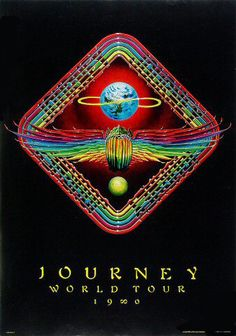 Journey Band Poster