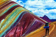 Montaña de colores cuzco peru