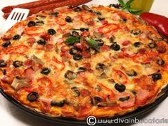 Pizza rustica - imagine 1 mare