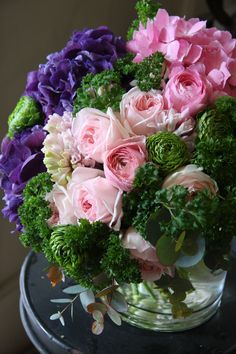 rose,ranunculus and hydrangea