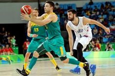 The Australia Boomers Outlast Serbia To Go Up 2-0