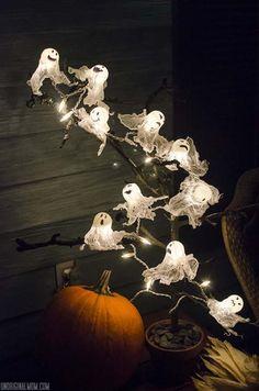 Pingpongbal licht spookjes