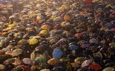 Umbrella Revolution: not just for tear gas