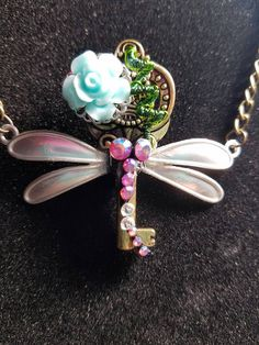 Hey, I found this really awesome Etsy listing at https://www.etsy.com/uk/listing/464363369/dragonfly-jewelry-dragonfly-necklace