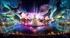 Rivers of Light construction update from Disney's Animal Kingdom | The Disney Blog