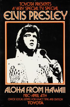ELVIS MONTH Day 31 Elvis: Aloha From Hawaii (1973) | Ruby Canoe