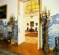 GC19AJR Palácio do Correio Mor (Multi-cache) in Lisboa, Portugal created by clcortez & vsergios