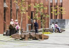 https://flic.kr/p/NCsQDm | 03 Plaza Huerto San Agustín, Jaramillo-Van Sluys Taller de Arquitectura y Urbanismo, Quito-Ecuador