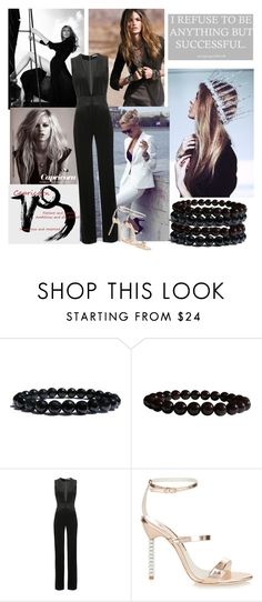 """""""Capricorn is a winter goddess"""" by zenstore ❤ liked on Polyvore featuring Balmain, Sophia Webster and Zenstore"""