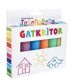 Jabadabado Gatukritor 12-pack Baby Accessoires, Shops, Swedish Design, Diy For Kids, Packing, Creative, Bag Packaging, Tents, Retail