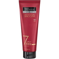 TRESemme Expert Selection 7 Day Keratin Smooth Shampoo, 9 fl oz, Multicolor