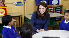 Duchess Kate released a heartfelt video message in support of top children's mental health charity Place2Be.