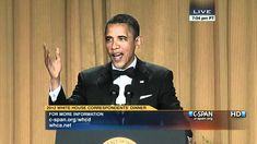 C-SPAN: President Obama at the 2012 White House Correspondents' Dinner