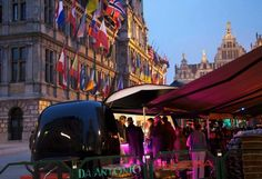 Ambiance Mobile @ Apero Bordeaux #ambiancemobile #event #mobilebar
