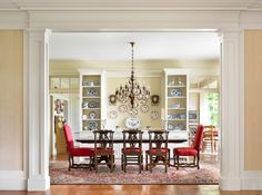 Mountain High Style - traditional - Dining Room - Other Metro - Historical Concepts