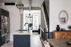 Mooi interieur ontwerp voor een 100 jaar oud huis minstraat