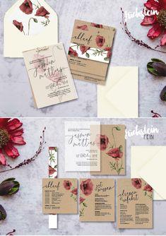 Hochzeitseinladungen Place Cards, Place Card Holders