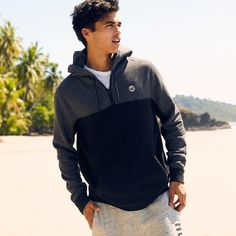 We can't think of one reason NOT to be obsessed with hoodies.