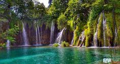 Lacurile Plitvice- despre cascade și mult turcoaz