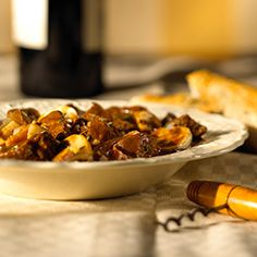 #Beef Bourguignon #Recipe Beef Bourguignon, Braised Beef, The Make, Meatloaf, Beef Recipes, Stew, Fries, Chicken, Cooking