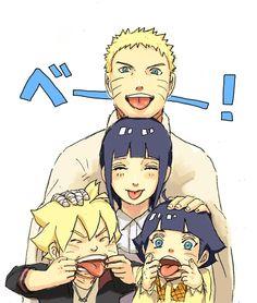 NARUTO | Uzumaki family