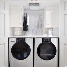 Transitional Laundry Room Design Ideas, Pictures, Remodel and Decor