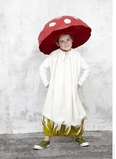 mushroom costume