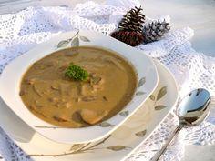 Juditka konyhája: ASZALT VARGÁNYA KRÉMLEVES Thai Red Curry, Food And Drink, Ethnic Recipes