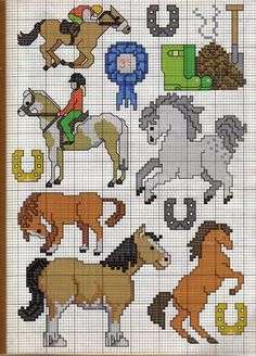 horses kid