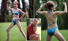 Bodybuilding grandmother Janice Lorraine is busting age stereotypes in a bikini | Daily Mail Online