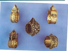 Traditional Jewish wedding rings. .