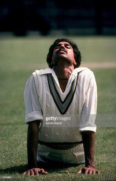 Kapil Dev, World Cricket, Still Image, Stretches, Mens Tops, News, Indian, Sport, Game