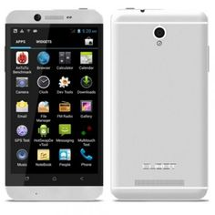 Cubot One 4.7 Inch HD Screen Android 4.2 Quad Core Dual SIM Mobile Phone - Android Phones