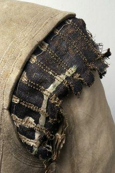 File:Detaljbild på axelstycke, Gustav II Adolfs älghudsskyller från Dirschau år 1627 - Livrustkammaren - 65278.tif