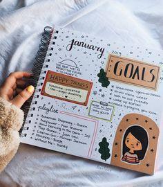 Monthly Favorites (after each month) Bullet Journal 2019, Bullet Journal Spread, Bullet Journal Inspiration, Journal Layout, Journal Notebook, Bujo, Bullet Art, Bullet Journel, Drawing Journal