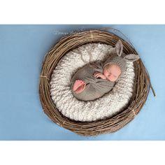 Newborn Stretch Wrap Newborn Stretch Knit Wrap от TinyTotPropShop