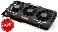 Win ZOTAC GeForce GTX 1080 Giveaway May June 2017