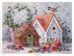 barbara Mock art | Barbara Mock - Springtime Melody - Art Print - AllPosters.com.tr'de.