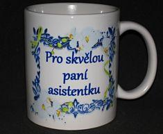 Hrneček pro asistentku Mugs, Tableware, Dinnerware, Tablewares, Mug, Place Settings