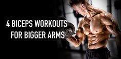 This article pin points 4 different biceps workouts that will help you develop bigger arms. … Continue reading →