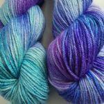 100g Variegated Colour Yarn - ILFRACOMBE