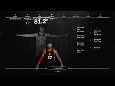 NBA 2K17 - Beast SG MyPlayer Creation