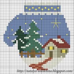 Thrilling Designing Your Own Cross Stitch Embroidery Patterns Ideas. Exhilarating Designing Your Own Cross Stitch Embroidery Patterns Ideas. Counted Cross Stitch Patterns, Cross Stitch Charts, Cross Stitch Designs, Cross Stitch Embroidery, Cross Stitch Christmas Ornaments, Christmas Cross, Etsy Embroidery, Embroidery Designs, Bordados E Cia