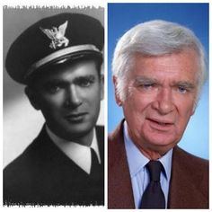 """Buddy Ebsen - Best remembered as """"Jed Clampett"""" on TVs """"The Beverly Hillbillies"""". Ebsen was accepted and commissioned a Lieutenant in the Coast Guard. He served on the Navy frigate USS Pocatello, a weather ship that served on Station Able. Famous Men, Famous Faces, Famous People, Hollywood Stars, Classic Hollywood, Old Hollywood, Buddy Ebsen, Famous Veterans, Celebrities Then And Now"""