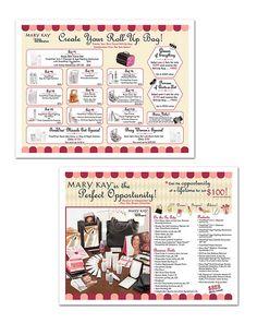 Mary Kay Roll-up Closing Sheet | Flickr - Photo Sharing!