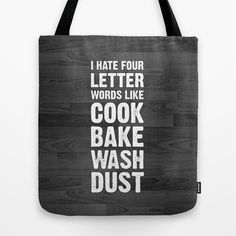 Buy Four Letter Word by Jude's as a high quality Tote Bag. Worldwide shipping available at Society6.com. Just one of millions of products available.