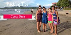 best packing list for costa rica - essentials