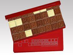 Hacer esa pregunta importante para su alma gemela a través de nuestro delicioso chocolate!