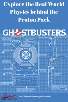 The Ghostbusters reboot upgrades the Proton Pack. Instead of using a cyclotron as seen in the original movie, the reboot upgrades to a more powerful synchrotron. Ghostbusters Reboot, Ghostbusters Proton Pack, Sci Fi Movies, Action Movies, Steam Learning, Book Reviews For Kids, Science Articles, See Movie